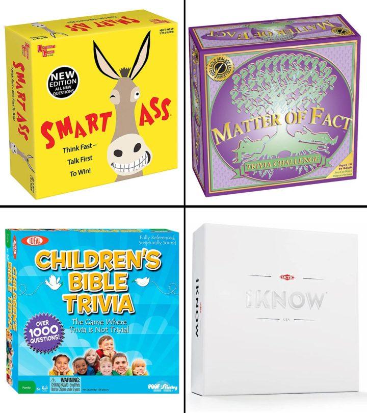 13 Best Trivia Board Games To Buy In 2020