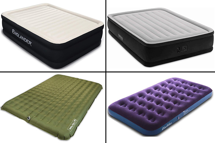 15 Best Air Mattresses For Camping In 2020