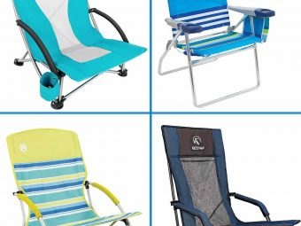 15 Best Beach Chairs To Buy In 2020