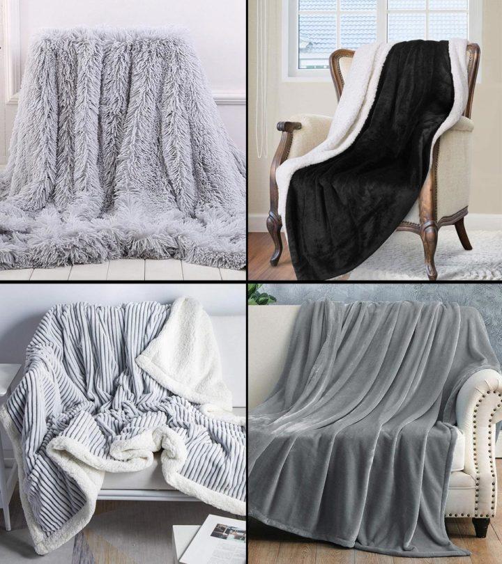 15 Best Blankets For Winter In 2020