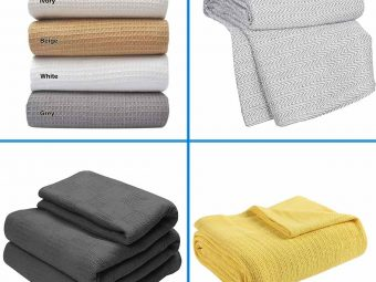 15 Best Cotton Blankets Of 2021