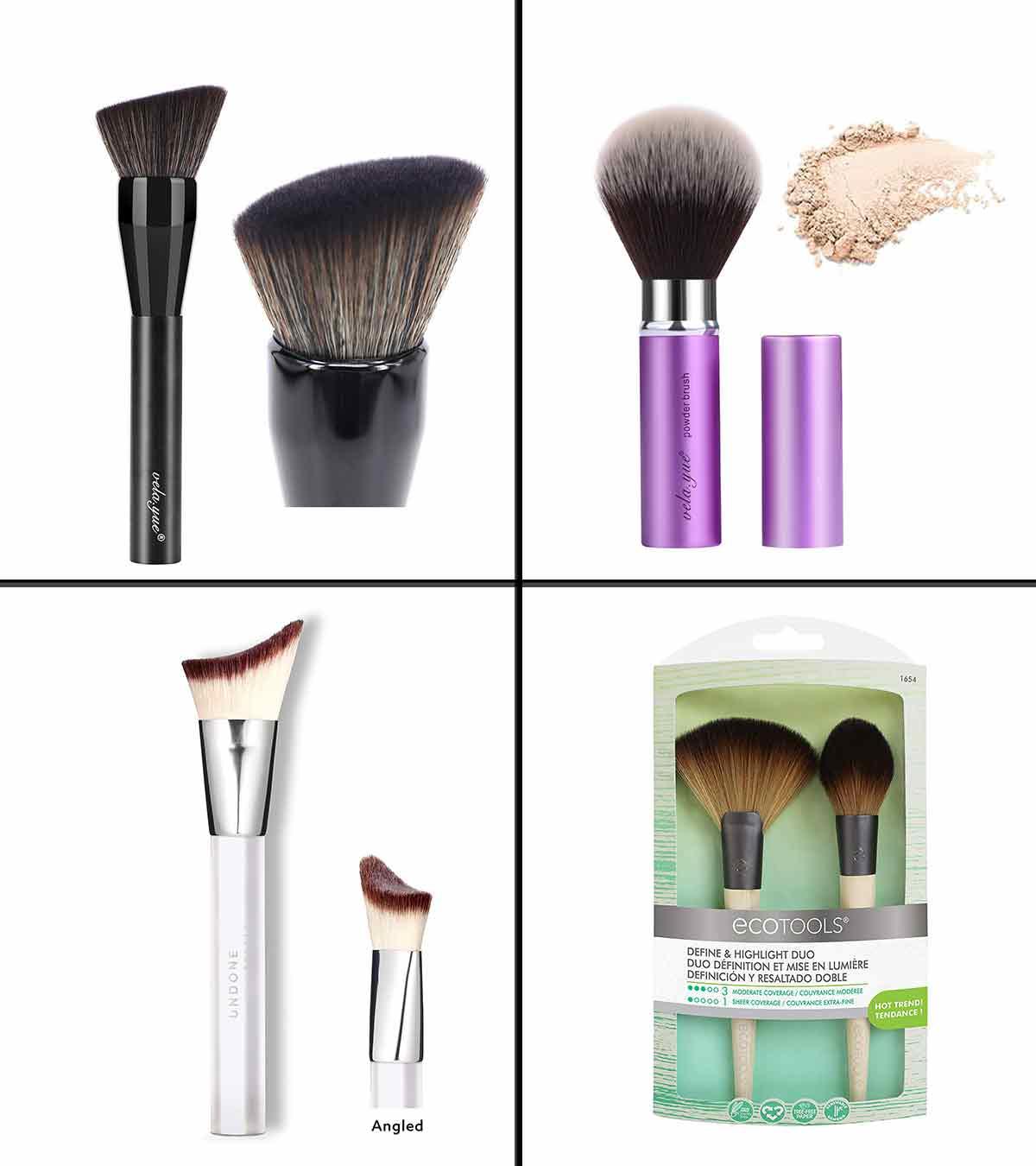 15 Best Drugstore Makeup Brushes Of 2021