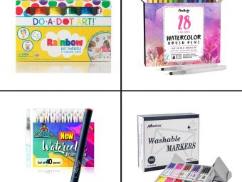 15 Best Paint Markers For Kids In 2021