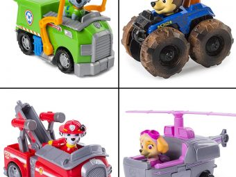 15 Best Paw Patrol Toys For Kids In 2021