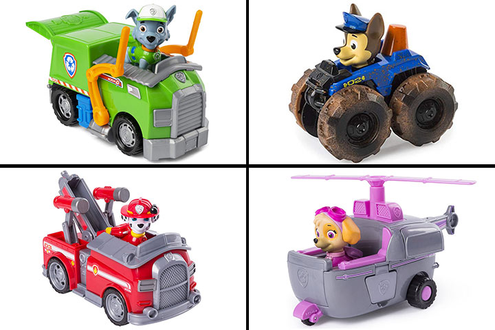 15 Best Paw Patrol Toys For Kids In 2020