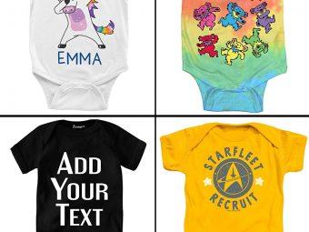 17 Best Baby Onesies To Buy In 2020