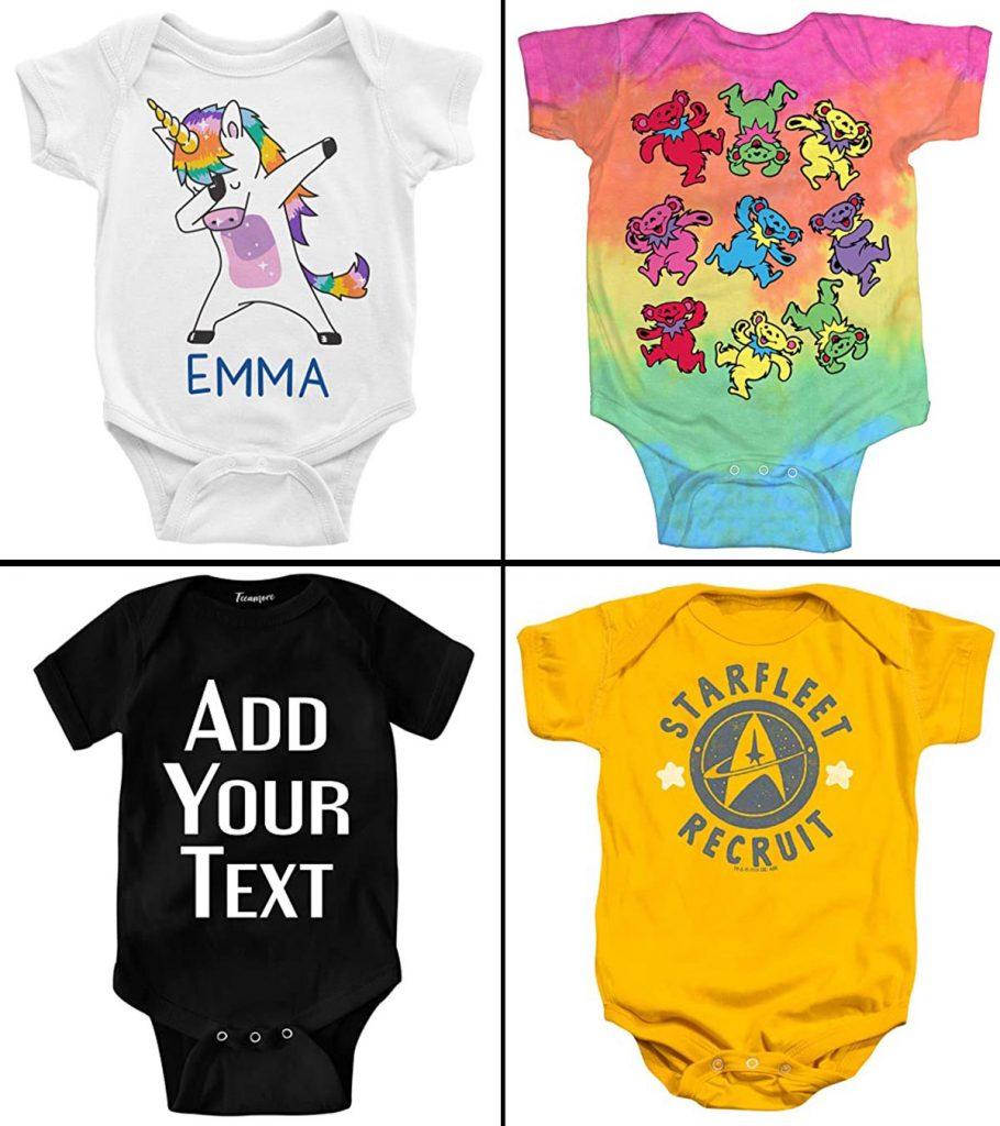 4 Best Baby Onesies In 4