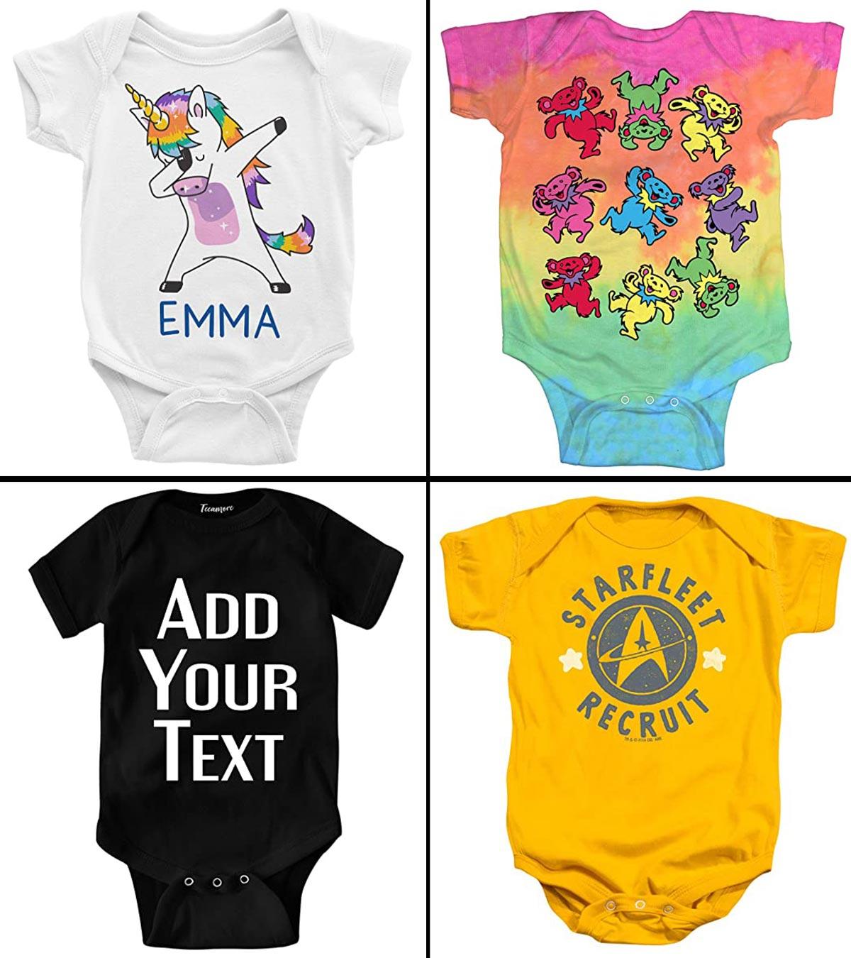 6 Best Baby Onesies In 6