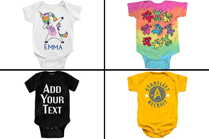 17 Best Baby Onesies To Buy In 2020