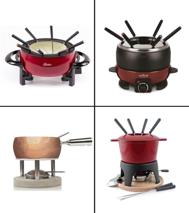 17 Best Fondue Pots To Buy In 2020