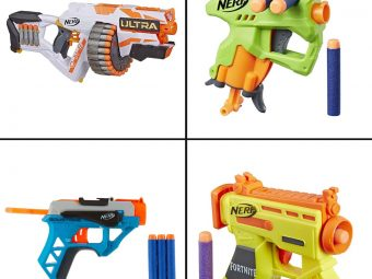 17 Best Nerf Guns For Kids To Buy In 2020