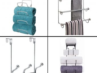 19 Best Towel Racks To Buy In 2021
