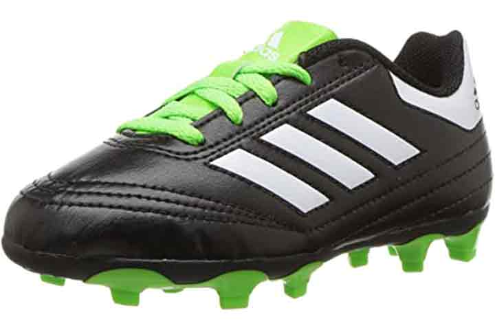 2. adidas Kids' Goletto VI J Firm-Ground Soccer Cleats