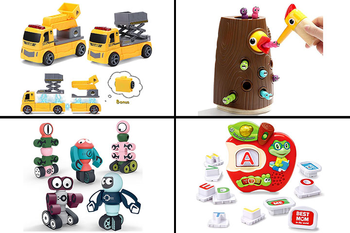 20 Best Magnetic Toys For Kids In 2020