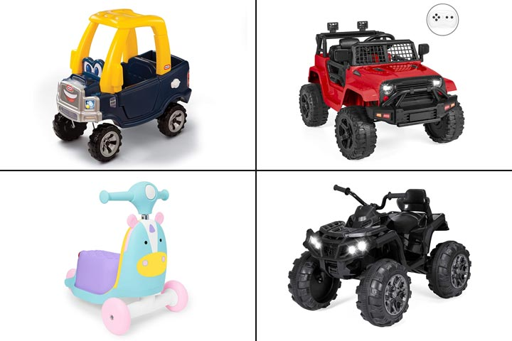20 Best Ride-on Toys For Toddlers In 2020-1
