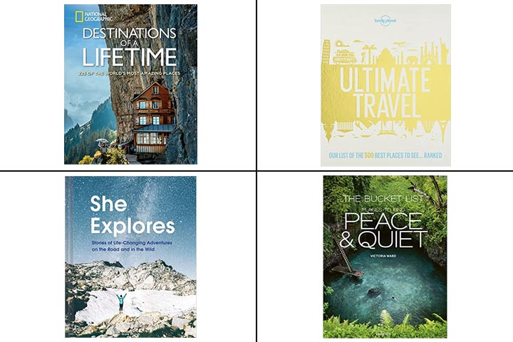 20 Best Travel Coffee Table Books To Explore