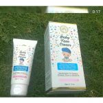 Mom & World Baby Face Cream-Gentle to skin and natural-By mommy_with_wings