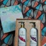 Mom & World Hair Strengthening Shampoo + Hair Strengthening Conditioner-Rejuvenates and strengthens hair-By anshu34