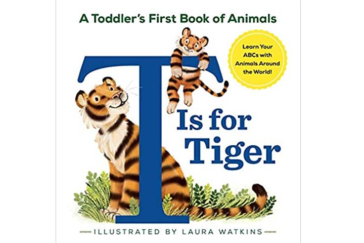 A Toddlers First Book of Animals