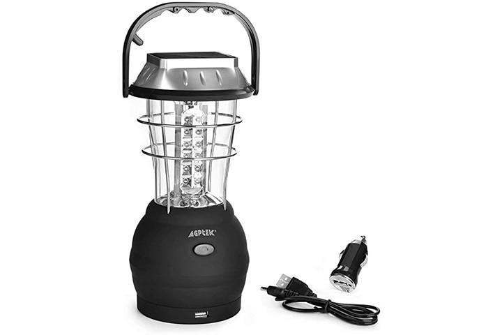 AGPTEK Solar Emergency Light