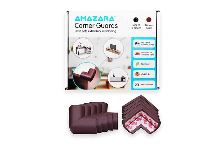 AMAZARA Baby Proofing Corner Guards