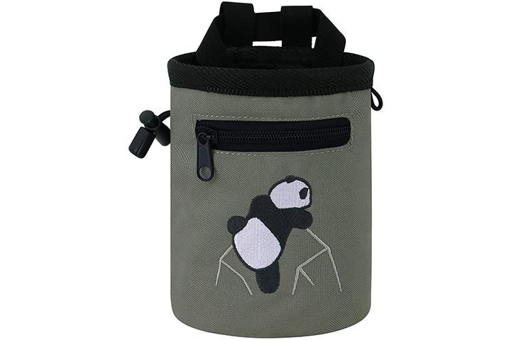 AMC Panda Design Chalk Bag