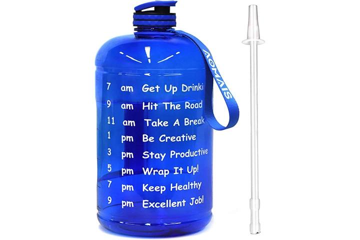 AOMAIS Gallon Water Bottle