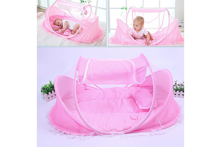 AUTO LOVER Baby Travel Bed