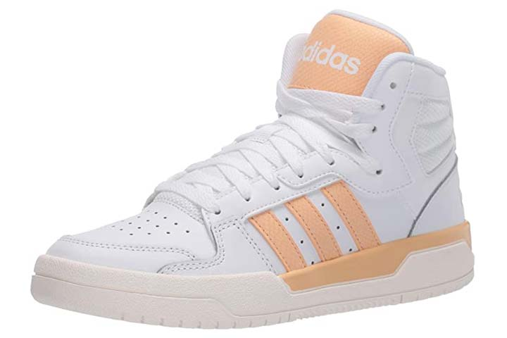Adidas Womens Entrap Mid Basketball Shoe
