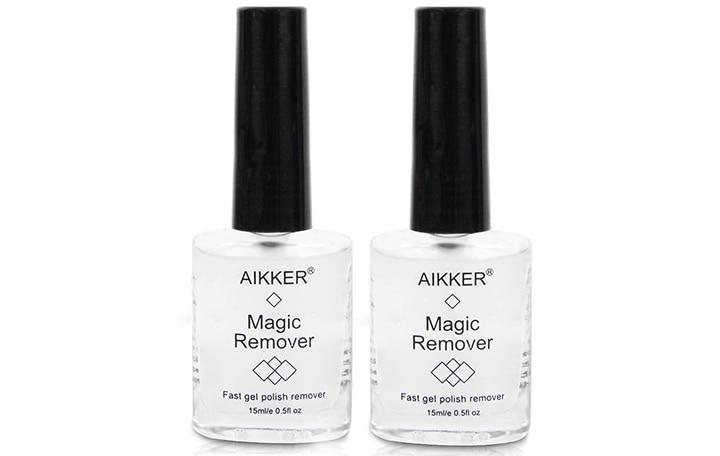 Aikker Magic Remover Set Soak-Off
