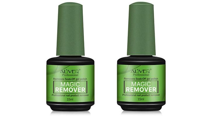 Aliver Magic Nail Polish Remover