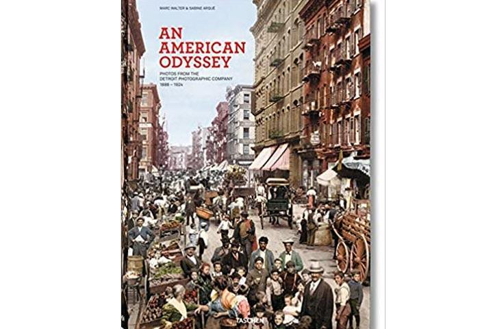 An American Odyssey by Marc Walter