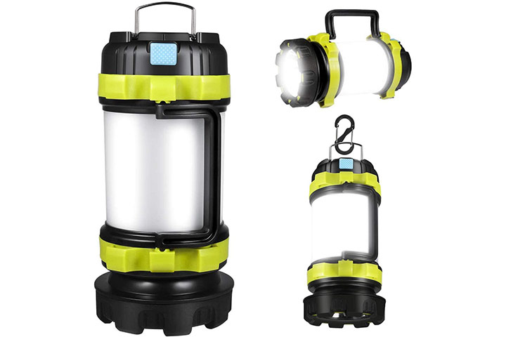 Apluste Portable Lantern Flashlight