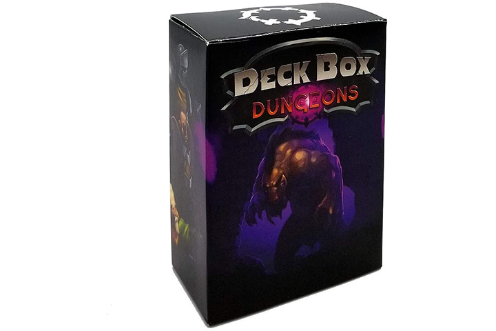 Ariah Studios Deck Box Dungeons Board Game
