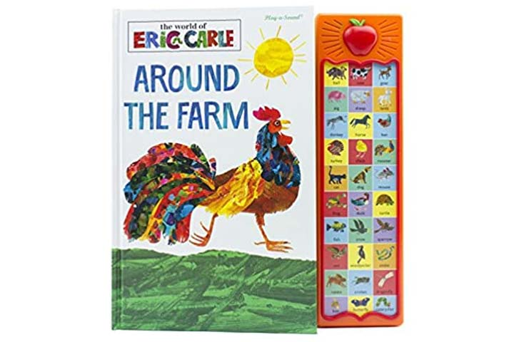 Around the Farm, World of Eric Carle