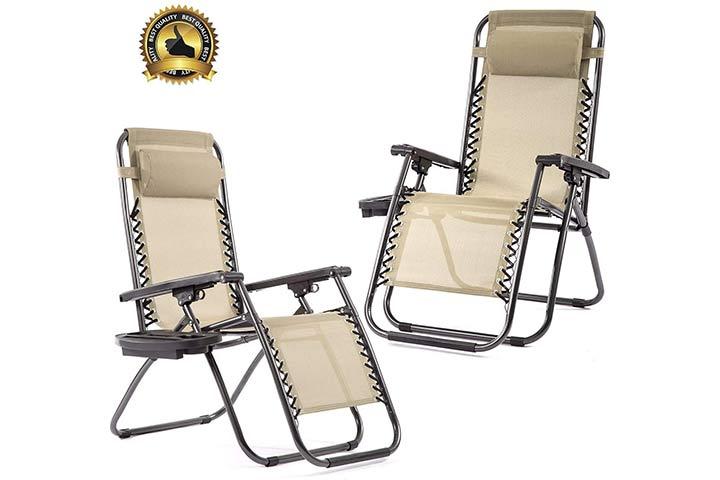 BMS Zero Gravity Chair