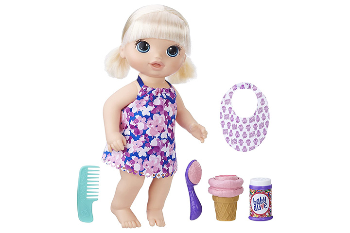Baby Alive Magical Scoops Blonde