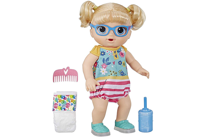 Baby Alive Step 'n Giggle Baby Doll