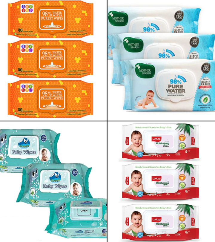 Baby Wipes in India