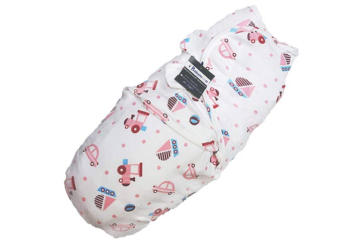 Babymoon Cotton Swaddle Wrap