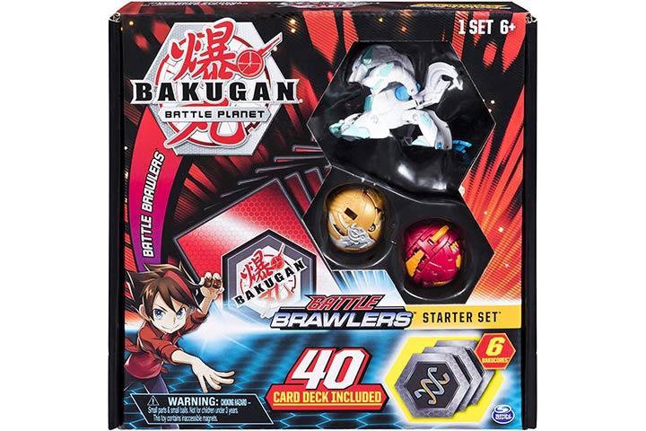 Bakugan, Battle Brawlers Starter Set