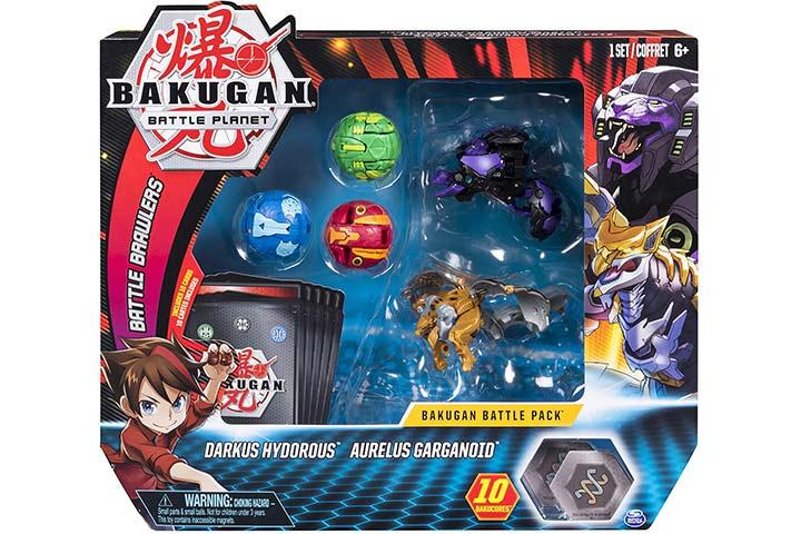 Bakugan Battle Pack, 5-Pack