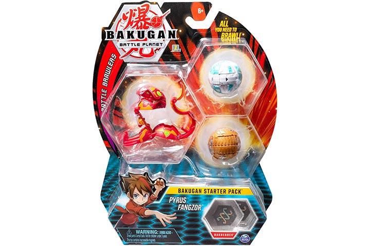 Bakugan Starter Pack, 3 Pack