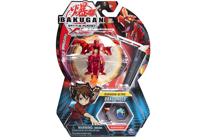 Bakugan Ultra, Dragonoid, 3-inch Collectible Action Figure