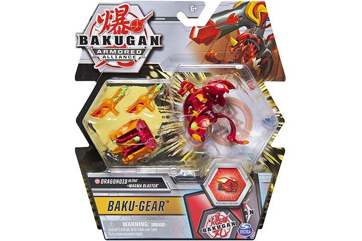 Bakugan Ultra, Dragonoid with Transforming Baku-Gear