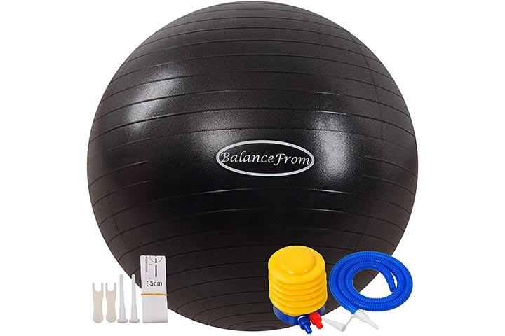 BalanceFrom Birthing Ball