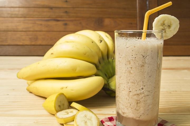 Banana Milk Shake
