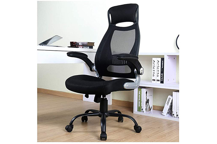 Berlman Ergonomic High Back Mesh
