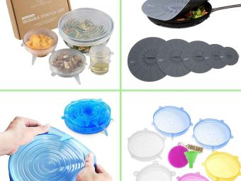 11 Best Silicone Stretch Lids To Buy In 2021