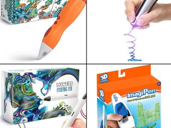 10 Best 3D Pens For Kids To Buy In 2020